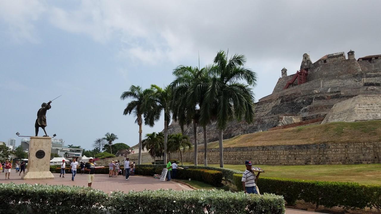 Cartagena: San Felipe de Barajas, CentroHistórico