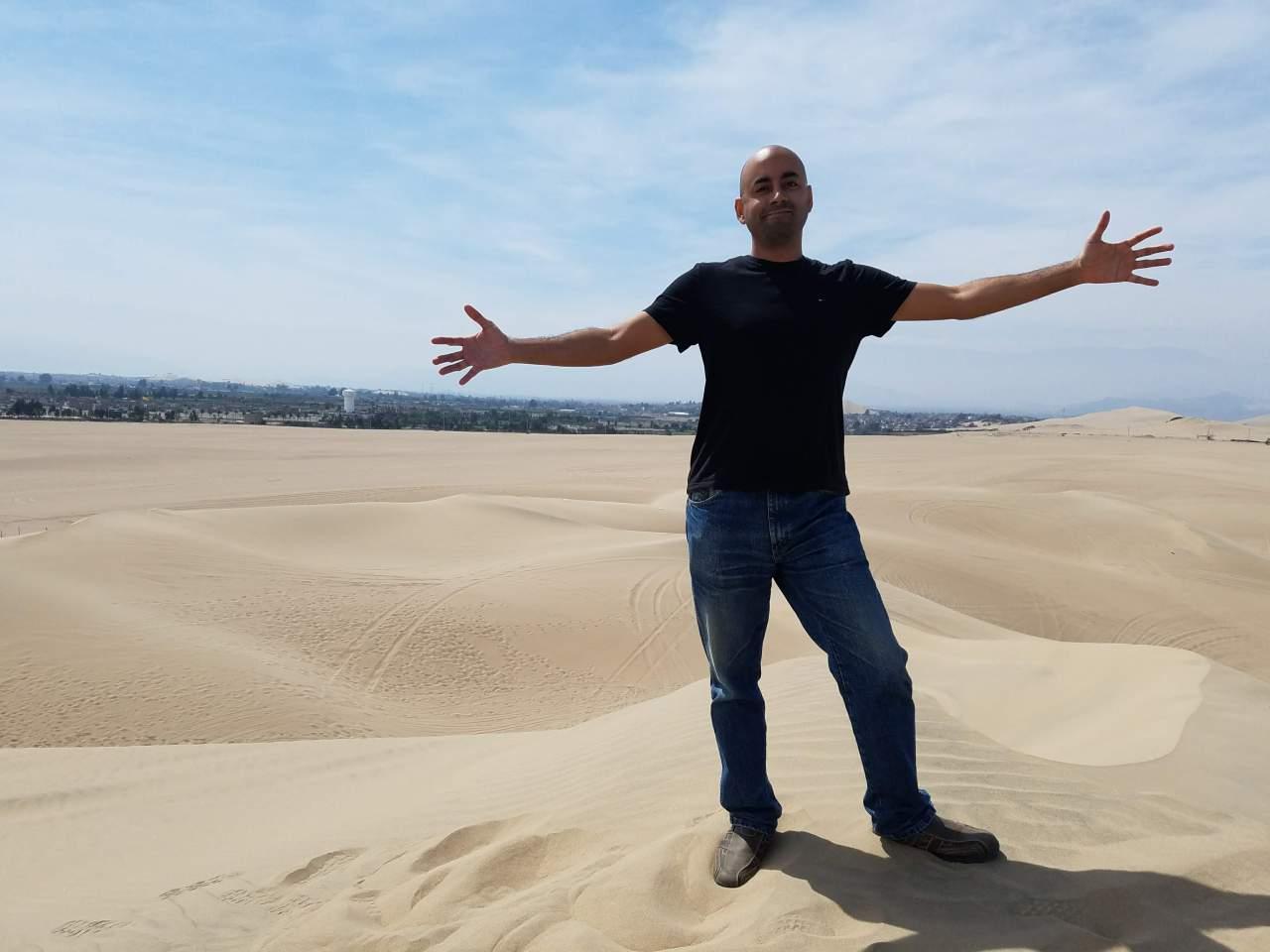 Paracas: Líneas de Nazca, Oasis de Huacachina, HaciendaTacama