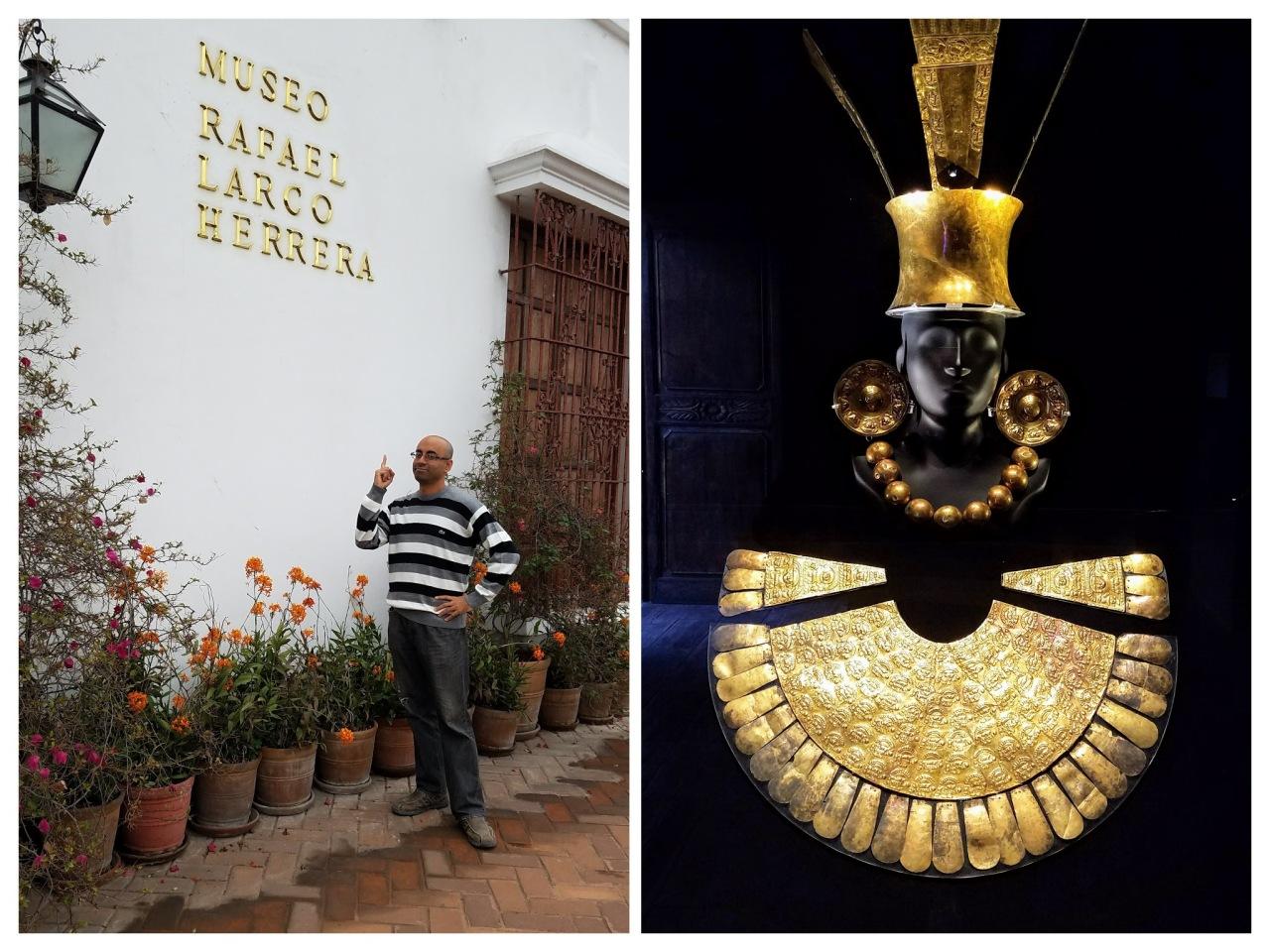 Lima: Museos, CircuitoMágico