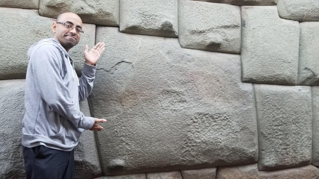 Cusco: Koricancha, Piedra de los Doce Ángulos, Mercado de SanPedro
