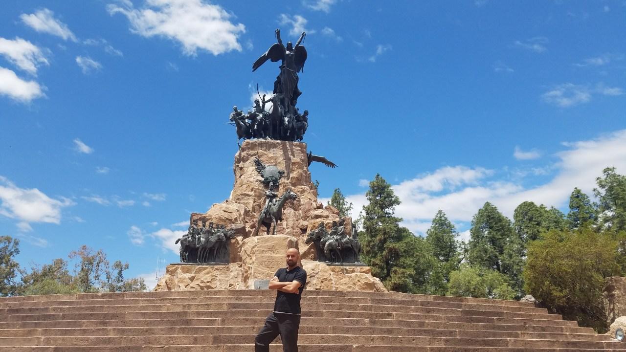 Mendoza: José de SanMartín