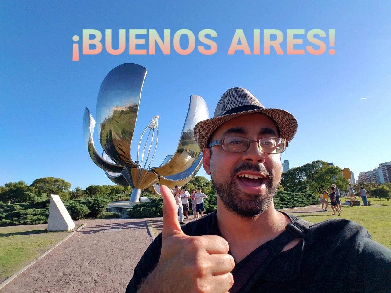 Buenos Aires: Tour de la Ciudad (2daParte)