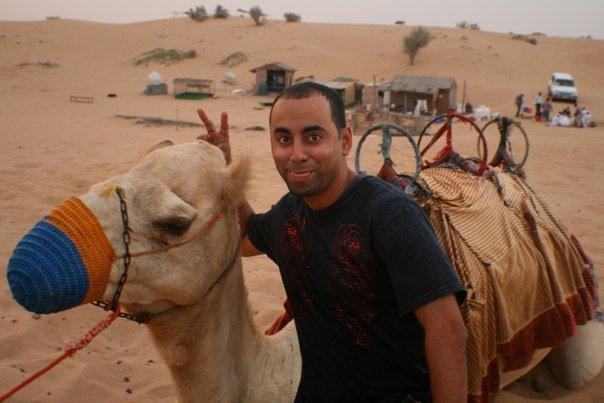 Dubai: Safari delDesierto