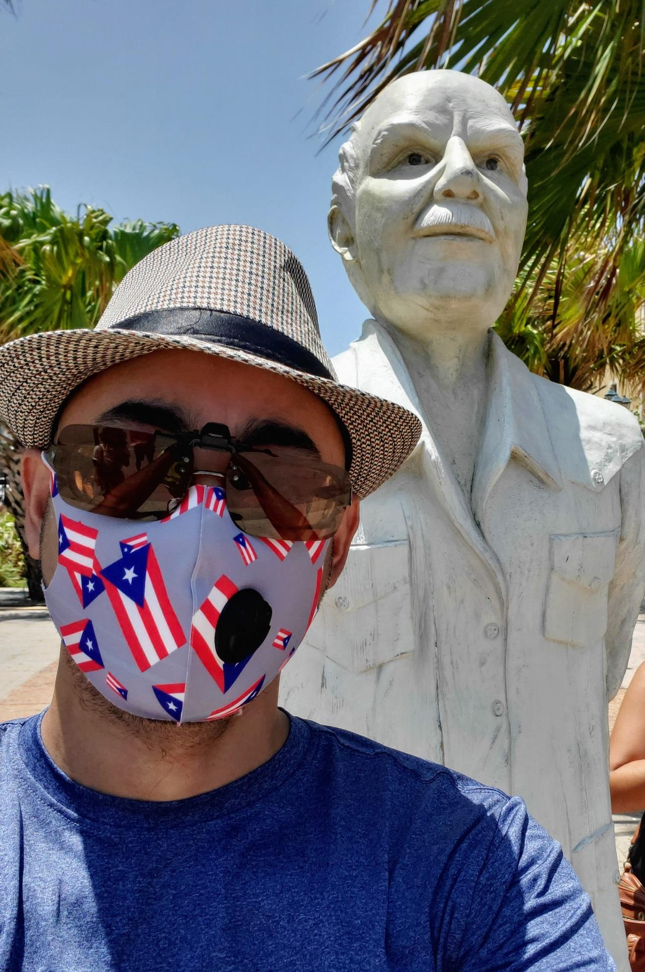 San Juan: la Ruta de RicardoAlegría