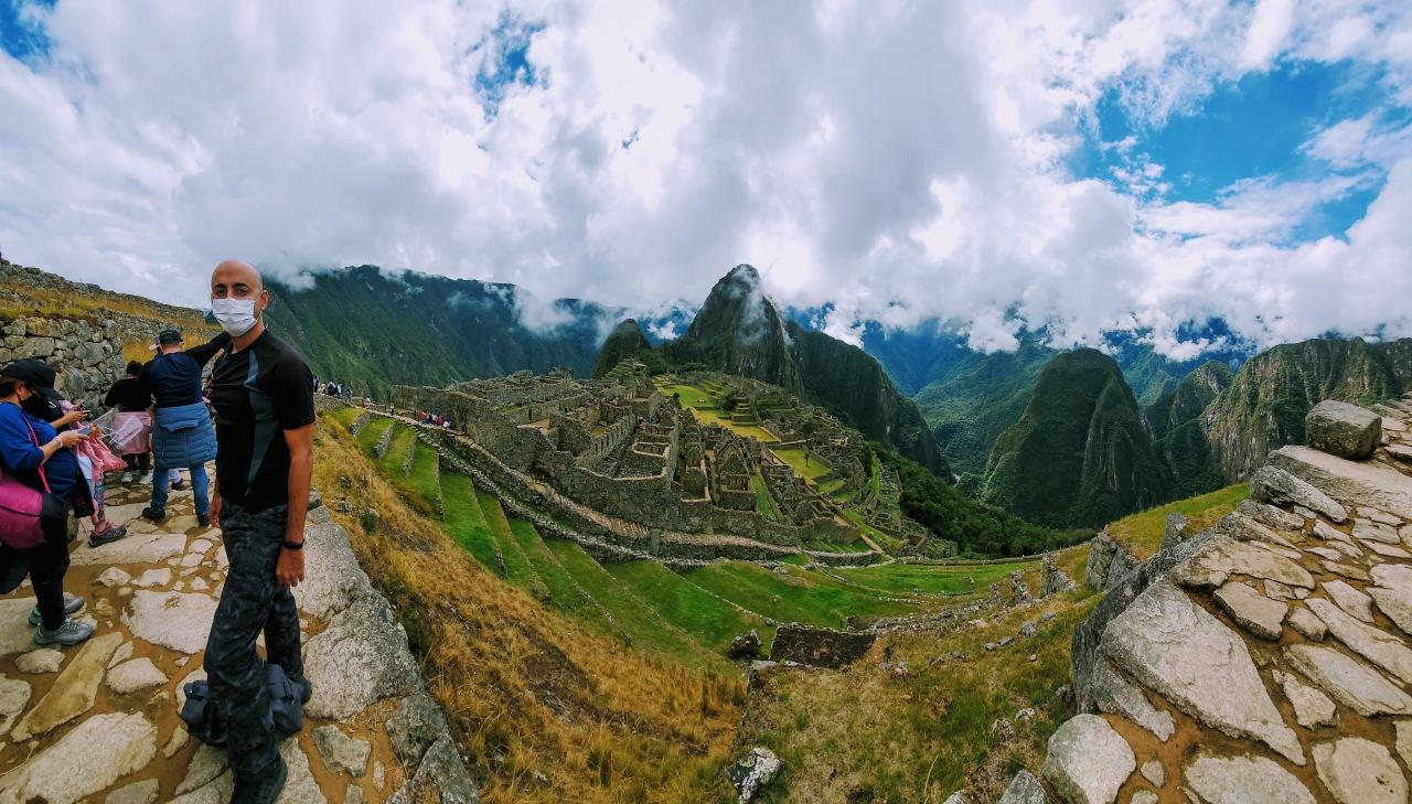 Machu Picchu en tiempos depandemia